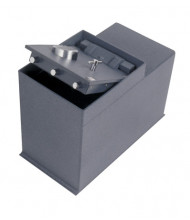 """Gardall G3600 """"B"""" Rated 2.13 cu. ft. Square Tube Safe"""