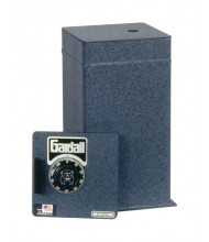 "Gardall G700 ""B"" Rated .44 cu. ft. Square In-Floor Safe"