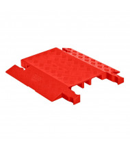 """Checkers 3-Channel 1.325"""" Guard Dog Drop Over Cable Protector & Components"""