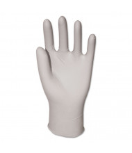 GEN General-Purpose Vinyl Gloves, Powdered, Medium, Clear, 2.6mil, 1000/pack