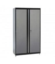 "Sandusky 46"" W x 24"" D x 72"" H Jumbo Storage Cabinet, 2-Tone"