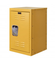 Hallowell Kid Mini Locker (Shown in Yellow)
