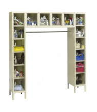 Hallowell 16-Person Safety-View Plus Box Lockers
