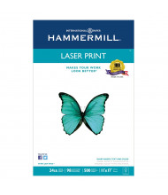 "Hammermill 11"" X 17"", 24lb, 500-Sheets, Laser Paper"