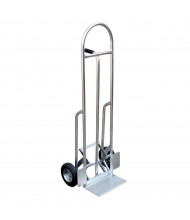 Vestil HBST-500 High Back with Push Out 300 lb. Aluminum Hand Truck
