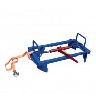 Vestil HDDL-55 1500 lb Load 55-Gallon Steel Drum Lifter