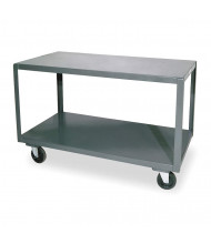 Durham Steel High-Deck 1200 lb Load Portable Table