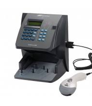 Acroprint HP4000 HandPunch 530-Employee Terminal with Barcode Badge Reader, Expandable