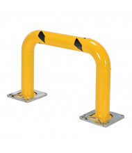 "Vestil 4.5"" Removable High Profile 36"" L Machinery Guard (24"" model)"