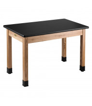 """NPS 36"""" H Laminate Top Science Lab Table"""