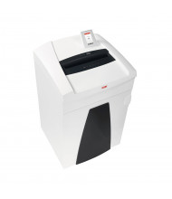 "HSM 1871 Securio P44is Heavy Duty 1/4"" Strip Cut Paper Shredder"