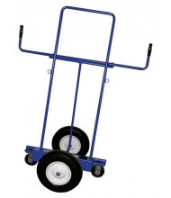 Vestil HT-PANEL Handheld Easy Move Panel Cart