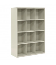 Sandusky 12-Section Cubbie Classroom Storage (Shown In Putty)