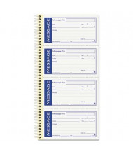"Adams 4-3/4"" x 2-3/4"" Write 'n Stick Phone Message Pad, 200-Forms"