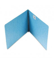 """Acco 2"""" Capacity 8-1/2"""" x 14"""" Prong Clip Reinforced Hinge Report Cover, Light Blue"""
