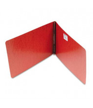 """Acco 2"""" Capacity 8-1/2"""" x 14"""" Prong Clip Reinforced Hinge Report Cover, Red"""