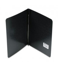 """Acco 3"""" Capacity 8-1/2"""" x 11"""" Prong Clip Reinforced Hinge Report Cover, Black"""