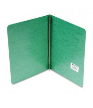 """Acco 3"""" Capacity 8-1/2"""" x 11 2-Prong Clip Reinforced Hinge Report Cover, Dark Green"""