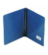 "Acco 3"" Capacity 8-1/2"" x 11"" Pressboard Reinforced Hinge Report Cover, Dark Blue"