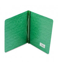 "Acco 3"" Capacity 8-1/2"" x 11"" Prong Clip Pressboard Reinforced Hinge Report Cover, Dark Green"