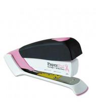 PaperPro 1188 20-Sheet Capacity Black and Pink Ribbon Desktop Stapler