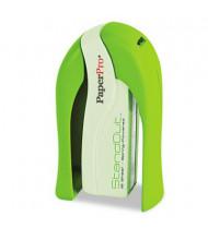 PaperPro StandOut 1453 15-Sheet Capacity Green Stapler