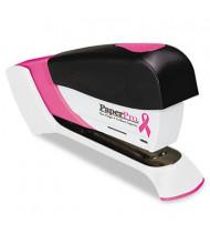 PaperPro 1588 15-Sheet Capacity Pink Ribbon Compact Stapler