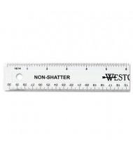 """Westcott 12"""" Shatterproof Ruler"""
