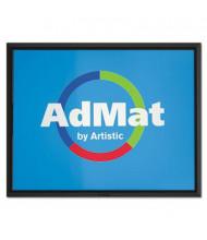 "Artistic 11"" x 8.5"" AdMat Counter Sign and Signature Pad, Black"