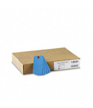 "Avery 4-3/4"" x 2-3/8"" Shipping Tags, Blue, 1000/Box"