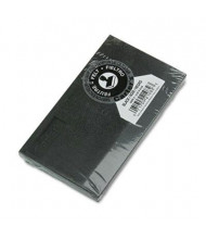 "Carter's Felt Stamp Pad, 6-1/4"" x 3-1/4"", Black Ink"