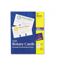 "Avery 5"" x 3"", Large Rotary Refill Card, 150-Cards"