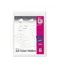 "Avery 9"" x 12"" Job Ticket Holders, 10/Pack"