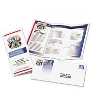 "Avery 8-1/2"" X 11"", 100-Sheets, Tri-Fold Matte Brochure Paper"