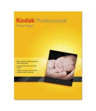 "Kodak Professional 8-1/2"" X 11"", 12.1 mil, 50-Sheets, Fibre Glossy Fine Art Paper"