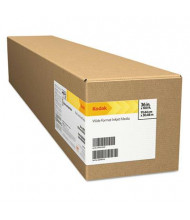 "Kodak Water-Resistant Scrim 36"" X 40 Ft., 16 mil, Matte Banner Roll"