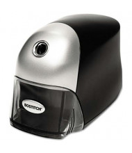 Stanley Bostitch Quiet Sharp Executive Desktop Pencil Sharpener, Black