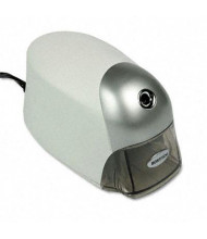Stanley Bostitch Quiet Sharp Executive Desktop Pencil Sharpener, Gray