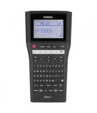 Brother P-Touch PT-H500LI Take-It-Anywhere Pc Connected Thermal Label Maker
