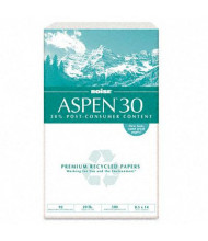 """Boise Aspen 8-1/2"""" x 14"""", 20lb, 5000-Sheets, Multi-Use Recycled Office Paper"""