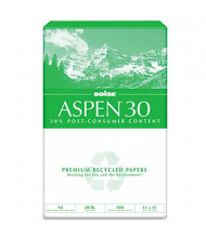 """Boise Aspen 11"""" x 17"""", 20lb, 2500-Sheets, Multi-Use Recycled Office Paper"""