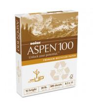 "Boise Aspen 8-1/2"" x 11"", 20lb, 5000-Sheets, Multi-Use Office Paper"