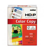 "Boise HD:P 8-1/2"" x 11"", 28lb, 500-Sheets, Color Copy Paper"