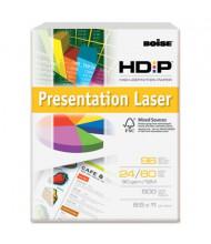 "Boise HD:P 8-1/2"" X 11"", 24lb, 500-Sheets, Presentation Laser Paper"