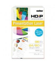 "Boise HD:P 11"" X 17"", 24lb, 500-Sheets, Presentation Laser Paper"