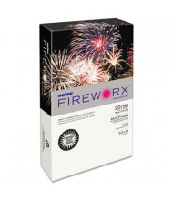 "Boise Fireworx 8-1/2"" x 14"", 20lb, 500-Sheets, Popper-mint Green Colored Printer Paper"