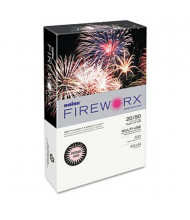"Boise Fireworx 8-1/2"" x 14"", 20lb, 500-Sheets, Powder Pink Colored Printer Paper"