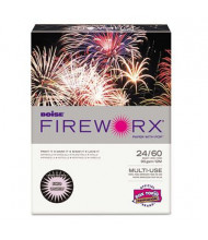 "Boise Fireworx 8-1/2"" x 11"", 24lb, 500-Sheets, Echo Orchid Colored Printer Paper"