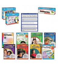 Carson-Dellosa Common Core Math & Language Arts Grade 1 Kit