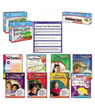 Carson-Dellosa Common Core Math & Language Arts Grade 2 Kit